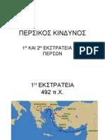 ΠΕΡΣΙΚΟΣ ΚΙΝΔΥΝΟΣ