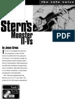 Mike Stern's Monster II-Vs