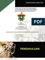 Presentasi Seminar Proposal