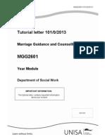 MGG201W Tut Letter