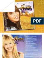 (Digital Booklet) Hannah Montana - The Movie