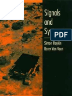 (eBook) John Wiley & Sons - Signal and Systems by Simon Haykin 1999