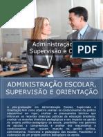 Pós-graduação em Administração Escolar, Supervisão e Orientação - Grupo Educa+ EAD