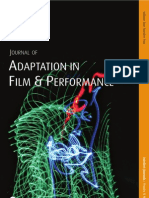Journal of Adaptation in Film and Performance