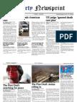 Libertynewsprint 8-18-09 Edition