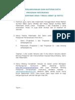 Panduan Merekod Data Intervensi KBAT