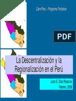 Descentralizacion Peru Jd