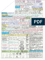 53496043 Calculus III Cheat Sheet