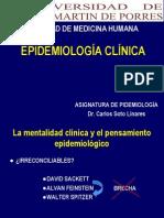 Clase 4 epidemiología clínica y pruebas diagnósticas
