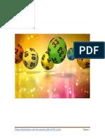 Como Ganar La Loteria en Colombia
