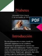 Presentacion Oral Diabetes