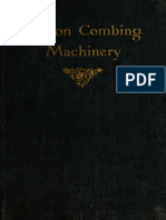 43388611 Illustrated and Descriptive Catalog of Whitin Cotton Combing Machinery 1922 From Www Jgokey Com