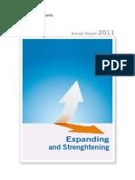 Laporan Keuangan Astra Otoparts Tahun 2011