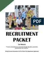2013 firerecruitment