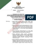 Pedoman Seleksi KI Provinsi-Kabupaten Kota
