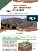 Clase N° 7 Contaminacion del Suelo, industria