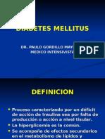 2º DIABETES MELLITUS 2009