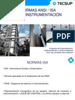 Instrumentacion Normas Isa - Sesion i