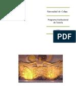 Programa de Tutoría Ucol 2013
