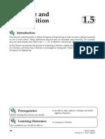 5 Formulae & Transposition