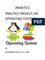 Operating Systems Ip