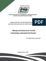 INIA, 2007. Manejo Silvicultural de Tornillo