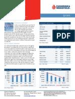 UnitedStates AMERICAS MarketBeat Retail Q32013