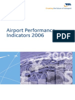 Airport Performance Indicators 2006