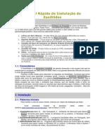 Manual Rápido de Instalação do EasiSlides