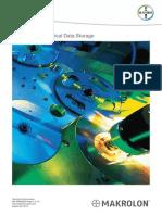 Makrolon for Optical Data Storage