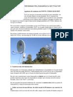Antenas Caseras Para Enlaces Wireless