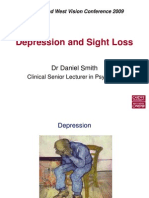 Depression and Sight Loss