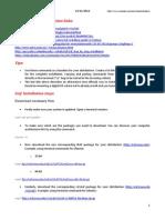 IRAF Install Steps