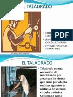 El Taladrado Exposicion 2