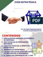 DIRECCION ESTRATEGICA MARQUINA MAUNY WILFREDO.ppt