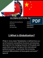 globalization -trade liberalization