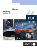 Risk Management of Tunnel Safety in Norway