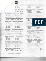 ENGLISH Diagnostic Test1 FOR CLASS E