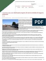 Carretera San José-San Ramón requiere de nuevos estudios de impacto ambiental