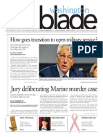 Washingtonblade.com, Volume 44, Issue 48. November 29, 2013