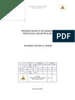 ANEXO 6 Procedimiento de Manejo RISES