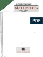 Poesía Completa - Efraín Huerta.pdf