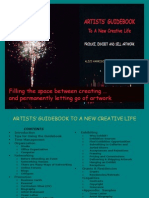 Artists' Guidebook Presentation