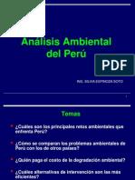 s.c. 3 Analisis Ambiental de Peru