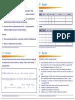 Tema 8. Diseño Lógico de Bases de Datos Relacionales. Normalización