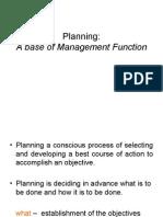 Planning Amrit