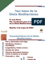 Pan Dieta Mediterranea
