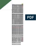 Hoja de producción para P 17-01-11