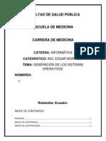 FACULTAD DE SALUD PÚBLICA