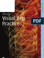 Journal of Visual Arts Practice